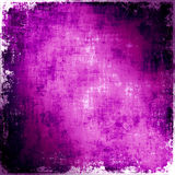 Purple Grunge Texture Royalty Free Stock Photo