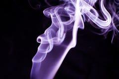 Purple haze. Smokey image of purple haze Stock Image
