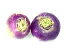 Purple headed turnips Royalty Free Stock Photo