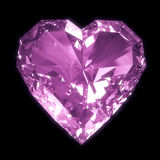 Purple Heart Lizenzfreie Stockbilder