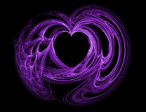 Purple Heart Royalty Free Stock Images