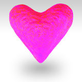 Purple Heart. Royalty Free Stock Image