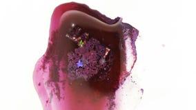 Purple heart stock footage