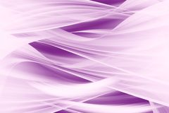Purple heave. Soft and delicate purple digital illustration vector illustration
