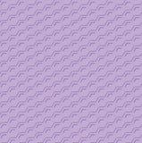 Purple hexagon seamless pattern Royalty Free Stock Photos