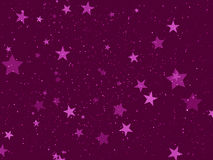 Purple holiday cover stock photo