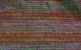 Purple indian cloth Texture Stock Images