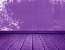 Purple inerior Stock Photography