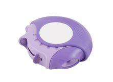 Purple inhaler Stock Image
