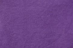 Purple interlock fabric texture background. Texture of bright purple knit fabric stock illustration