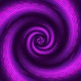 Purple kaleidoscope Royalty Free Stock Image