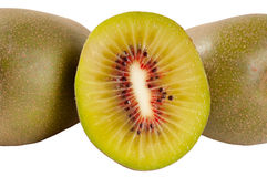 Purple kiwi Stock Photos