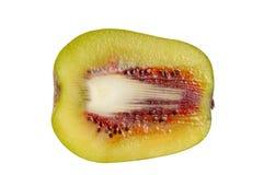 Purple kiwi Royalty Free Stock Images