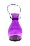 Purple lantern Stock Photography