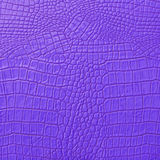 Purple Leather Stock Photography