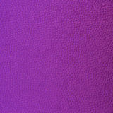 Purple leather texture. Royalty Free Stock Photos