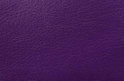 Purple leather texture background Stock Photos