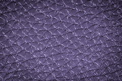 Purple leather texture background for design. Stock Photo
