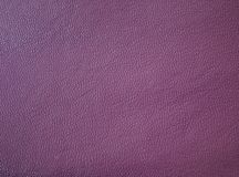 Purple leather texture Royalty Free Stock Photos