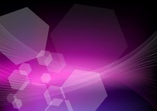 Purple light Royalty Free Stock Images