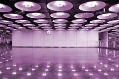 Purple lights Royalty Free Stock Photos