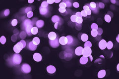 Purple lights background Royalty Free Stock Image