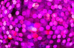 Purple lights background Royalty Free Stock Photography