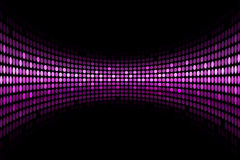Purple lights with space for your t Royalty Free Stock Images