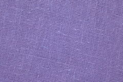 Purple Linen Canvas abstract backround - Stock Photo Stock Images