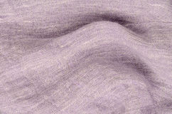Purple linen texture background Royalty Free Stock Photos