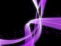 Purple lines Royalty Free Stock Photo