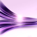 Purple Lines Royalty Free Stock Images