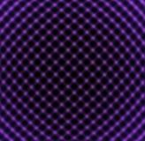 Purple luminous points. System of purple luminous points Stock Photo