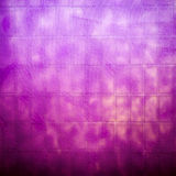 Purple or Magenta background with vignette grunge texture Stock Image