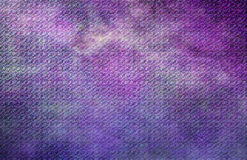 Purple Magenta Textured Background. With intentional heavy texture Stock Image