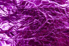 The purple material Stock Photography