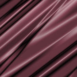 Purple material. A purple coloured silk material Stock Images