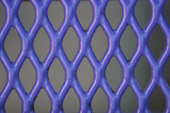 Purple Mesh. In Evening Sun Stock Images