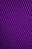 Purple Mesh Stock Image