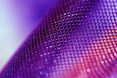 Purple mesh Stock Images