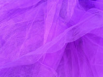 Purple mesh clothing fabric Royalty Free Stock Photo