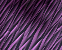 Purple metallic diagonal leafy texture Stock Images