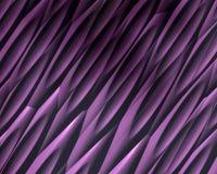Purple metallic diagonal leafy texture Stock Images