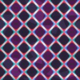 Purple mosaic seamless pattern. (eps 10 royalty free illustration
