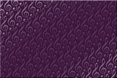 Purple Music Background Stock Photo