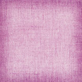 Purple natural linen texture for the background Stock Photo