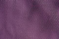 Purple net textile pattern Stock Image
