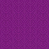 Purple Neutral Seamless Pattern for Modern Design in Flat Style. Royalty Free Stock Images