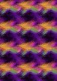 Purple , Orange and Green Texture Stock Photography