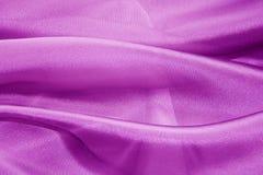 Purple organza. Royalty Free Stock Photo
